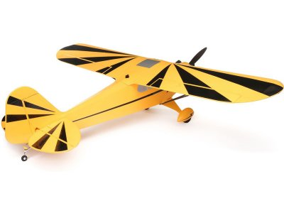 Clipped Wing Cub 1.2m SAFE Select BNF Basic