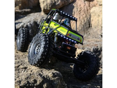 Losi Night Crawler SE 1:10 4WD zelený