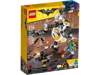 LEGO Batman Movie - Robot Egghead